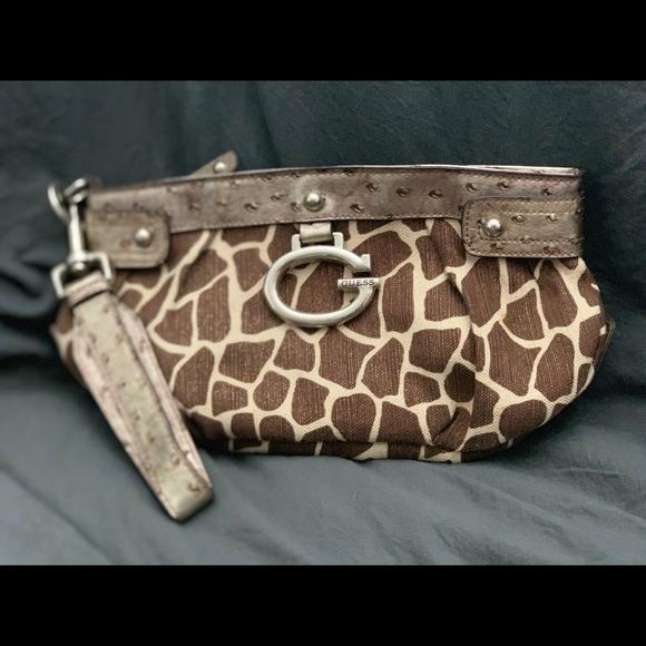 Guess Handbags - GUESS Giraffe clutch